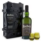 "Виски Ardbeg ""10 years"" (Gift box with 2 glasses) - 700ml"