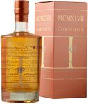 Граппа Grappa MCMXLVII Aquardens Composita - Distillerie Berta (Gift box) - 700ml