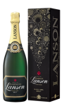 "Шампанское Lanson ""Black Label"" - Brut (Gift box)"
