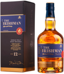 "Виски The Irishman ""Single Malt"" 12 Year Old - 700ml (Gift box)"