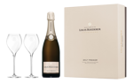 Шампанское Louis Roederer - Brut Premier (Gift Box + 2 glasses)