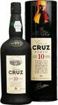 Порто Porto Cruz 10 Years (Gift box) - 750ml