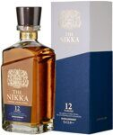 "Виски The Nikka ""12 Years Old"" - 700ml (Gift box)"