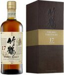"Виски Nikka ""Taketsuru"" Pure Malt 17 Years Old - 700ml (Wooden box)"