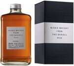 "Виски Nikka ""From The Barrel"" - 500ml (Gift box)"
