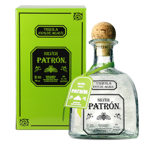 Текила Patron Silver (Gift box) - 750ml
