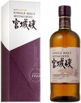 "Виски Nikka ""Miyagikyo"" Single Malt - 700ml (Gift box)"